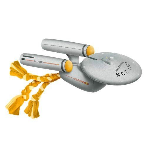 Star Trek Kuscheltier - Enterprise