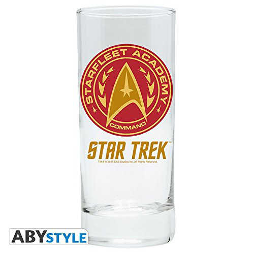 Starfleet Academy Glas Abystyle
