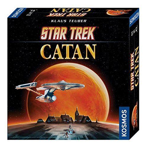 Star Trek Catan von Kosmos