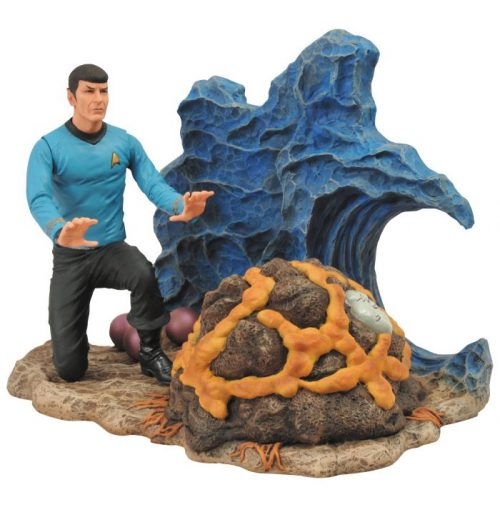 Spock Action-Figur mehrteilig mit Horta