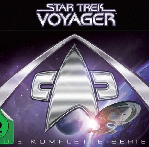 Star Trek Voyager DVD Box