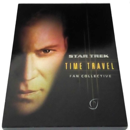 Star Trek time travel dvd collection (fan collective)