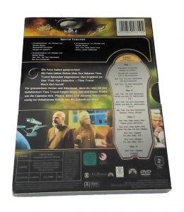 star trek time travel collection rückseite