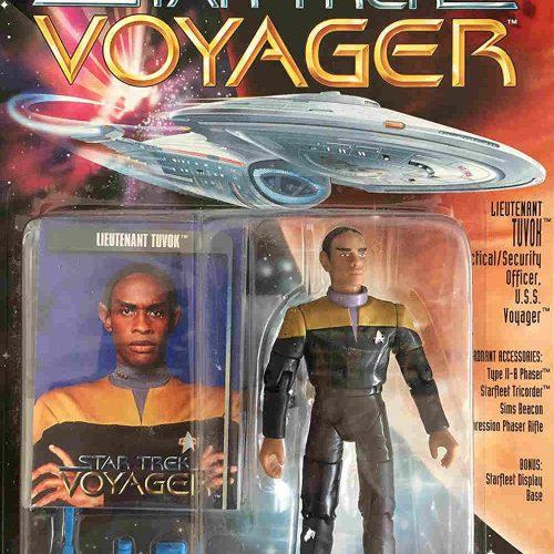 Commander Tuvok Actionfigur Playmates aus den 90ern