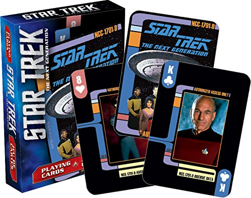 Star Trek the next Generation Kartenspiel