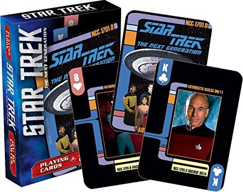Star Trek the next Generation Kartenspiel