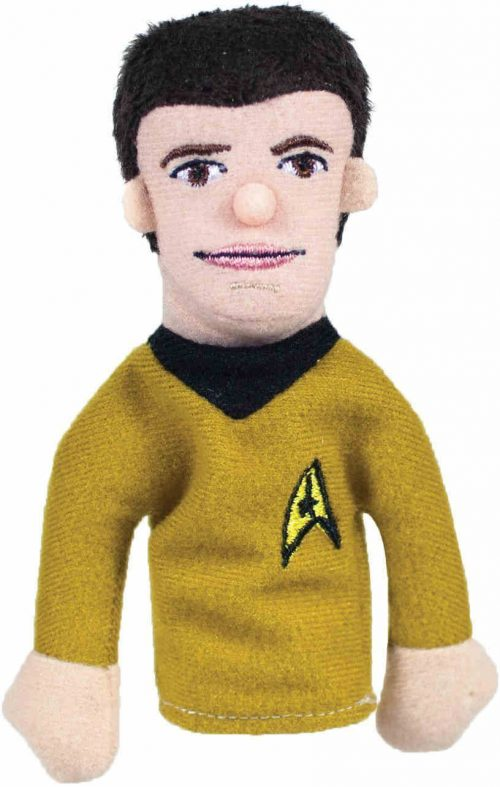 Star Trek Fingerpuppe Chekov