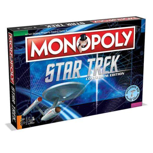 Star Trek Brettspiel Monopoly Continuum Edition