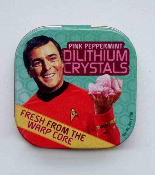 Star Trek Bonbons Dilithium Kristalle Pfefferminz