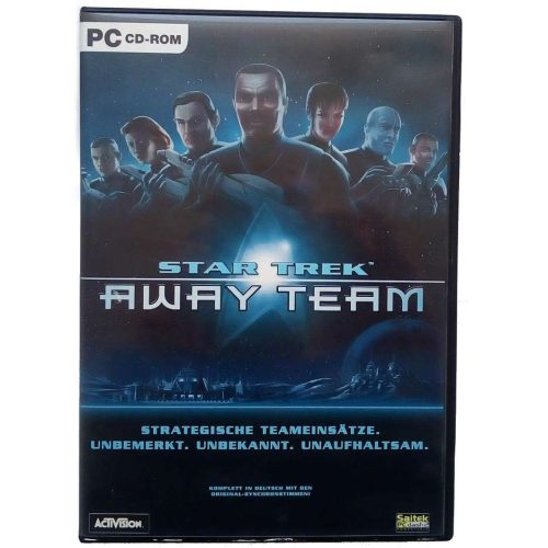 Star Trek Away Team für PC