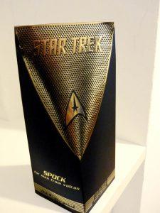 Star Trek Spock Parfum verpackt