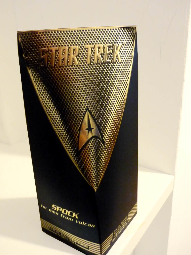 Star Trek Parfum