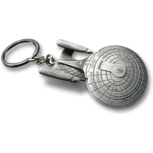 TNG Schlüsselanhänger Enterprise