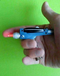 Phaser Miniature Edition Größe