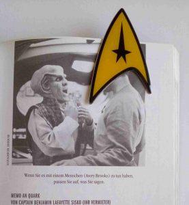 Star Trek Lesezeichen
