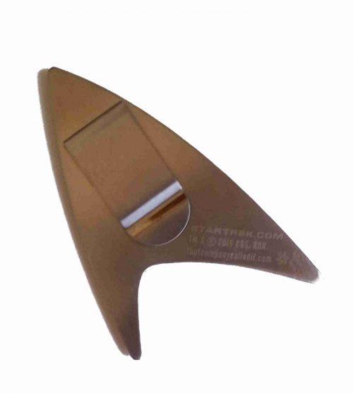 Star Trek Lesezeichen Rückseite