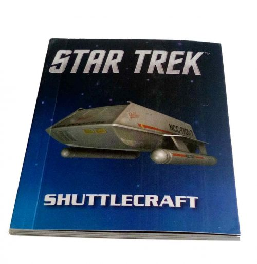 Star Trek Shuttle Galileo Buch Running Press