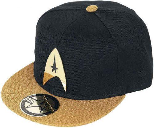 Star Trek Snapback neu