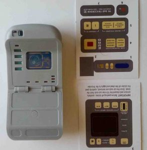 Tricorder-Sticker