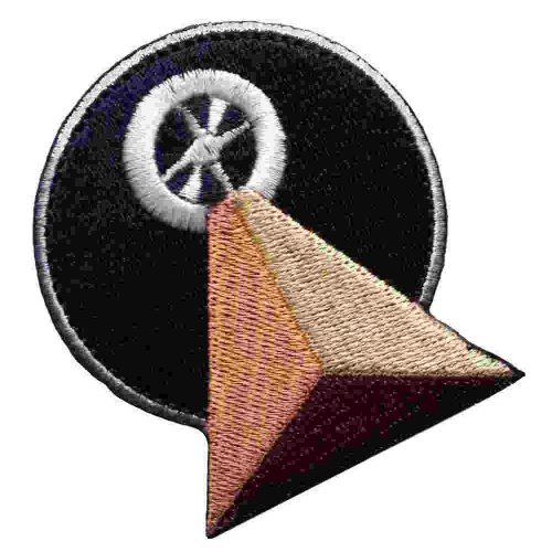 Star Trek UMUC-Aufnäher / Patch