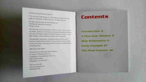 Enterprise Modell (Running Press) Mini Buch