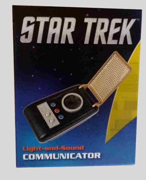 Star Trek Communicator Verpackung Running Press