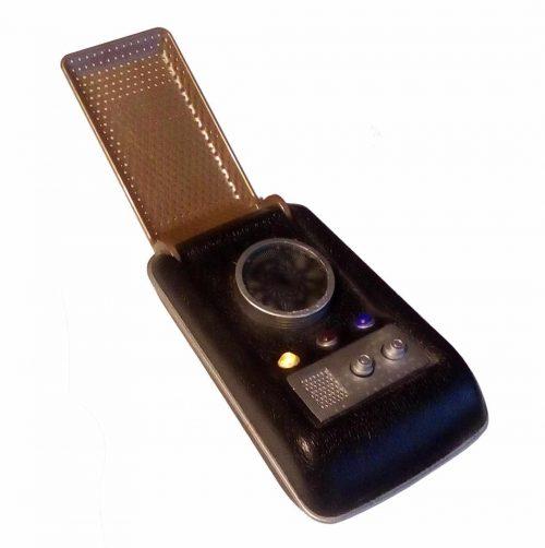 Star Trek TOS Communicator mit Licht- u. Soundeffekten - von Diamond Select