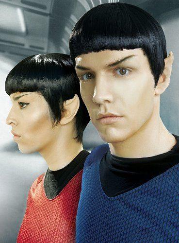 Spock Ohren aus Latex