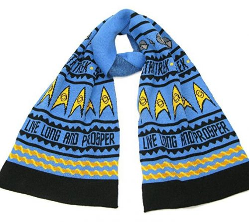 LOVARZI Star Trek Schal