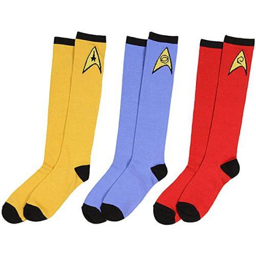 Star Trek Socken bunt
