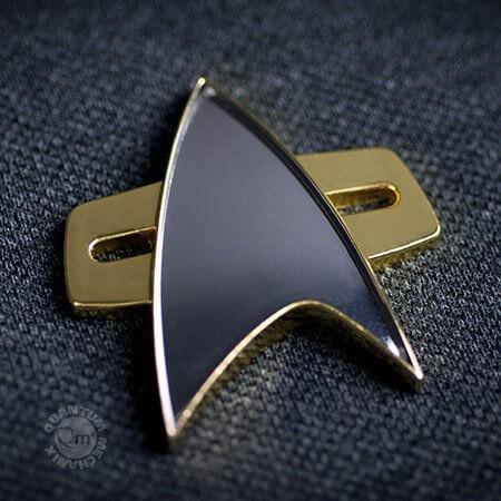 Combadge (Abzeichen) von Voyager & DS9