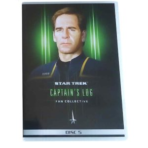 Captains Log Fan Collective 5