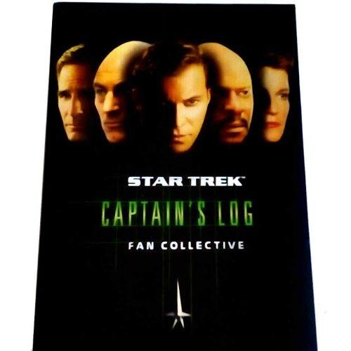 Star Trek Captains Log - Fan Collective
