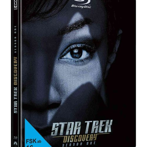 Star Trek Disco Staffel 1 Steelbook