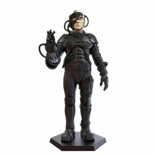 Locutus von Borg Star Trek Figur2