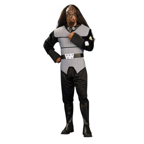 Star Trek Klingonen Kostüm