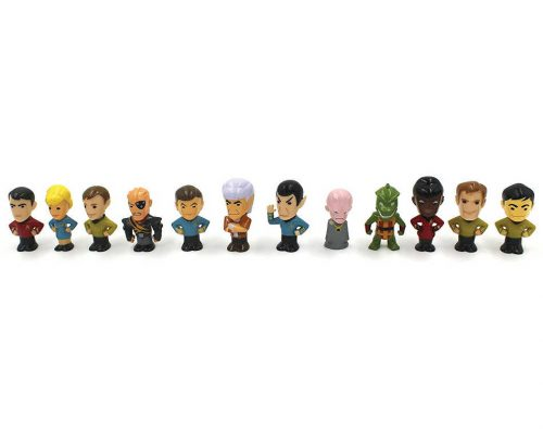 SET: Chibis Box Mini TOS Figuren