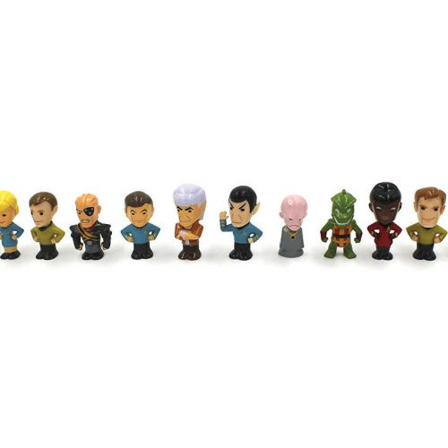 SET: Chibis Box Mini TOS Figuren