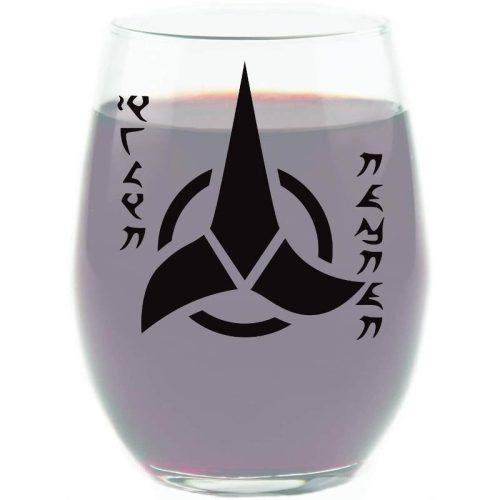 Star Trek Glas Blutwein
