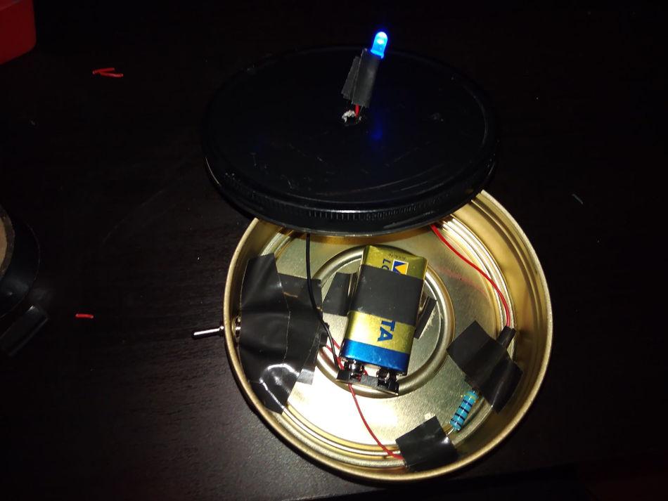 LED-Sockel anschließen