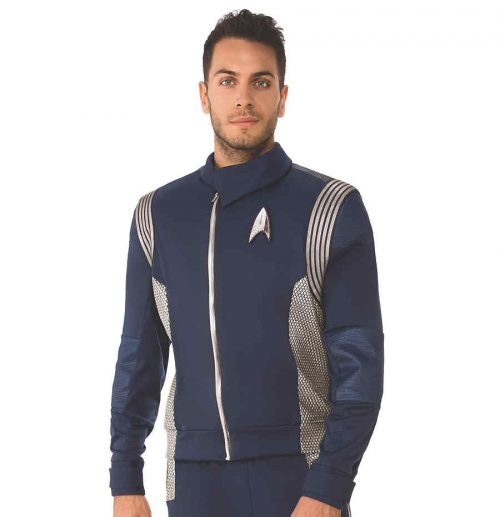 Star Trek Discovery Science Oberteil Herren