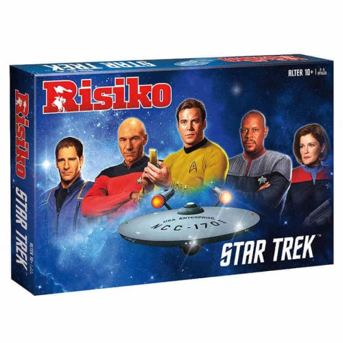 Star Trek Risiko Winning Moves