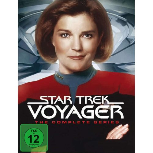 Star Trek Voyager DVD Box