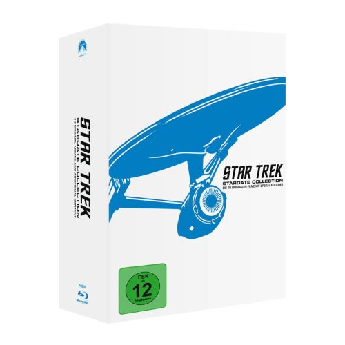 Star Trek Kinofilme Box Blu Ray