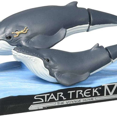Star Trek 4 Figur Wale George Gracie