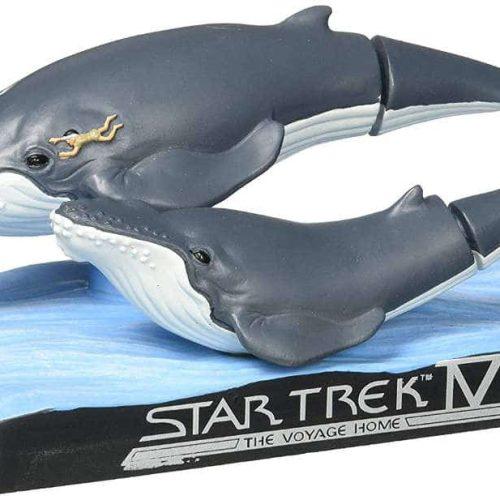 Star Trek 4 Figur Wale George Gracie