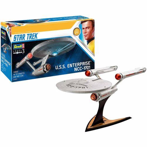 Star Trek TOS Enterprise Modell von Revell