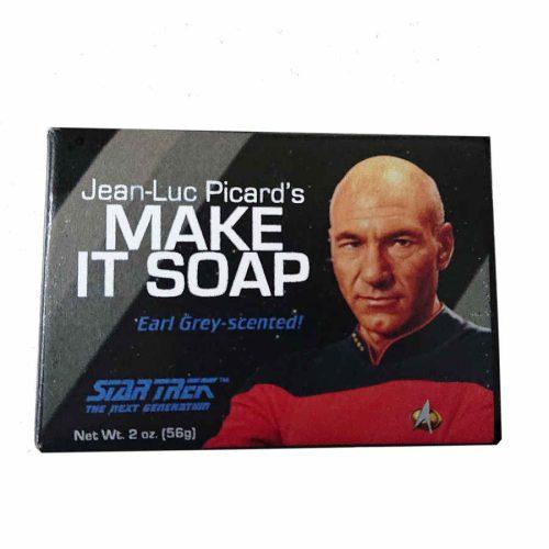 Star Trek Seife mit Earl Grey Duft