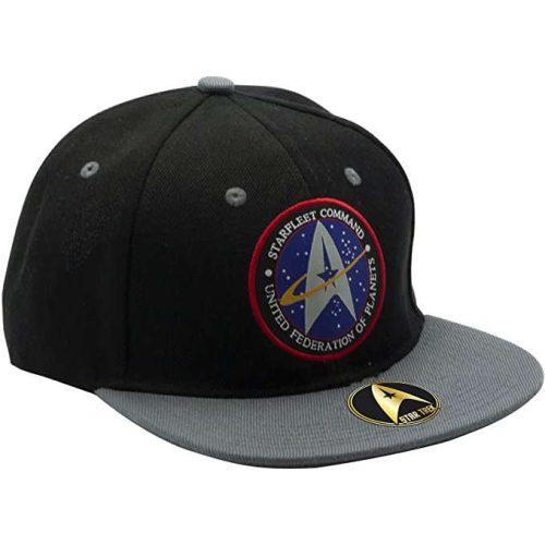 Star Trek Basecap Starfeleet Command United Federation of Planets