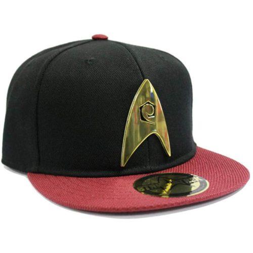 star trek snapback basecap